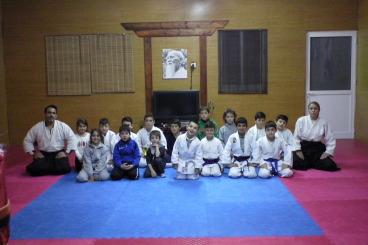 AIKIDO FRIENDSHIP SEMINAR 28/1/2015