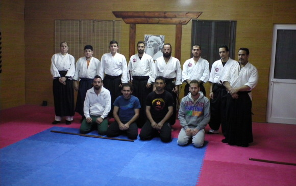 AIKIDO FRIENDSHIP SEMINAR 28/1/2015