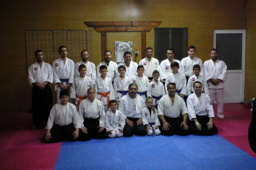 28-29 March with Sensei Fanis Kokolis