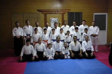 28-29 March with Sensei Fanis Kokolis