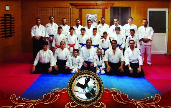 28-29 March 2015 with Sensei Fanis Kokolis