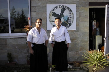30 April With Sensei Masahiro Nagaoka 5th dan Aikikai