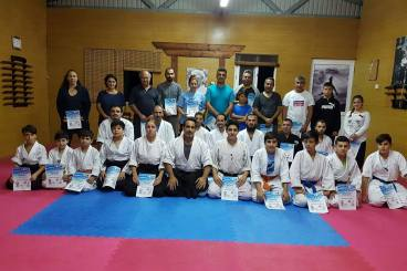 21 OCTOBER 2017 AIKIDO FAMILY SEMINAR