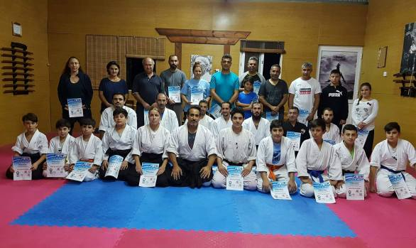 21October 2017 Aikido family seminar