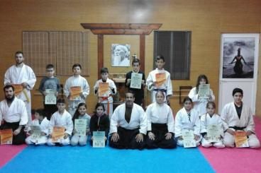 kids' friendship seminar(Aikido and Taihojutsu) 2018