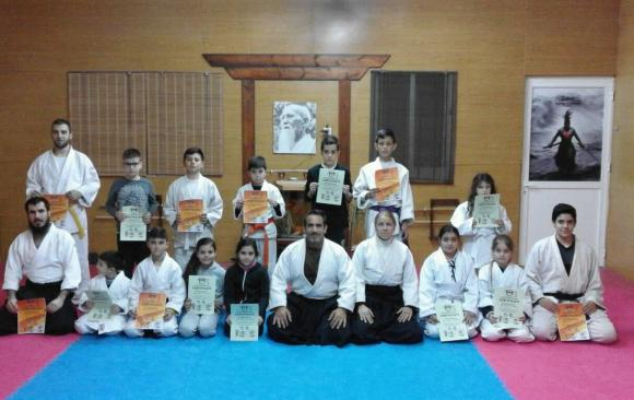 kids' friendship seminar(Aikido and Taihojutsu)-2018