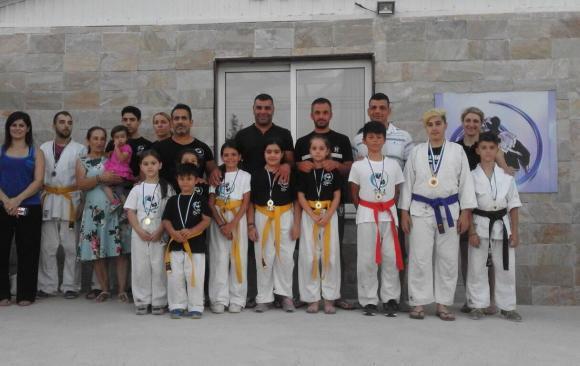 shuriken competition 10 July 2018
