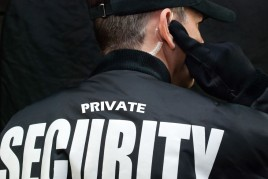 PRIVATE SECURITY SERVICE